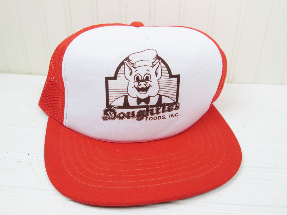 Vintage Doughties Snapback Hat