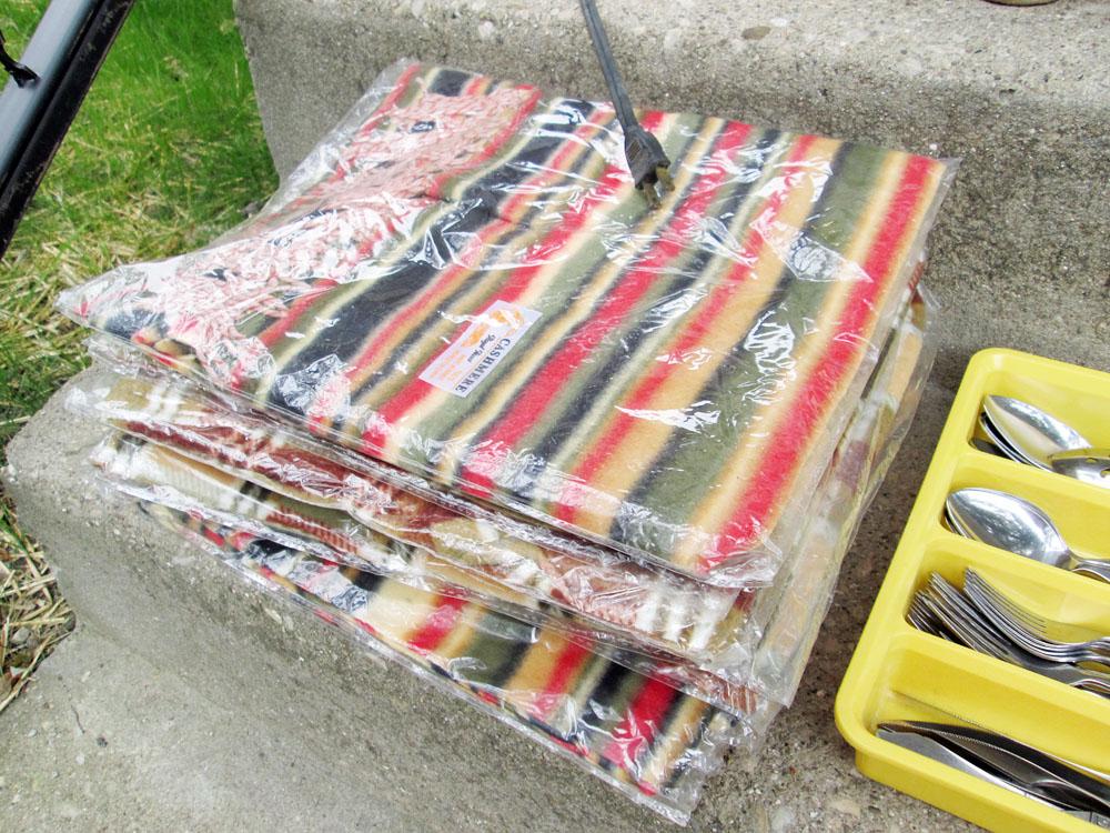 Vintage Cashmere Scarves