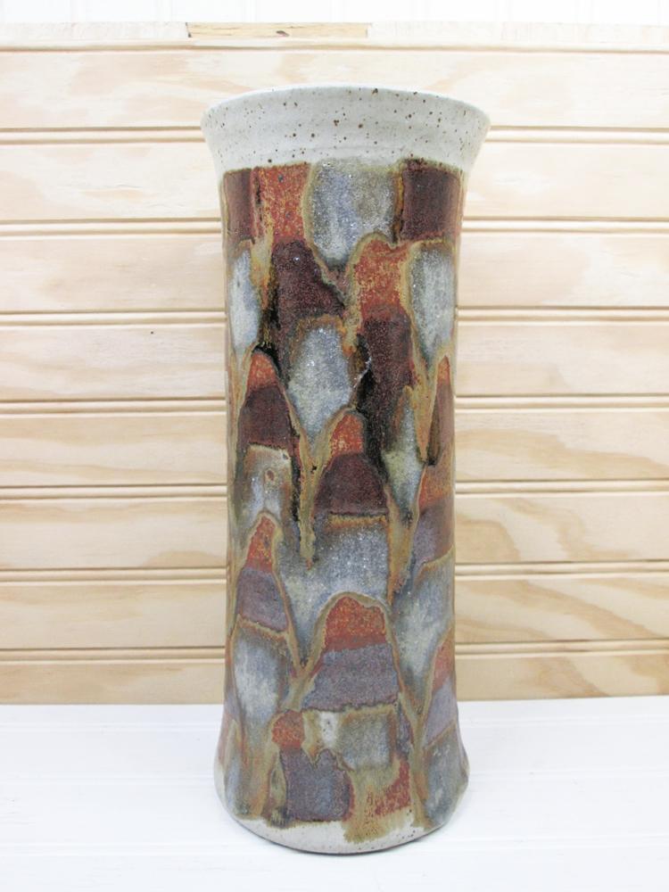 Vintage Leon Kula Pottery Vase